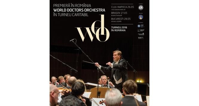 World doctors orchestra în România